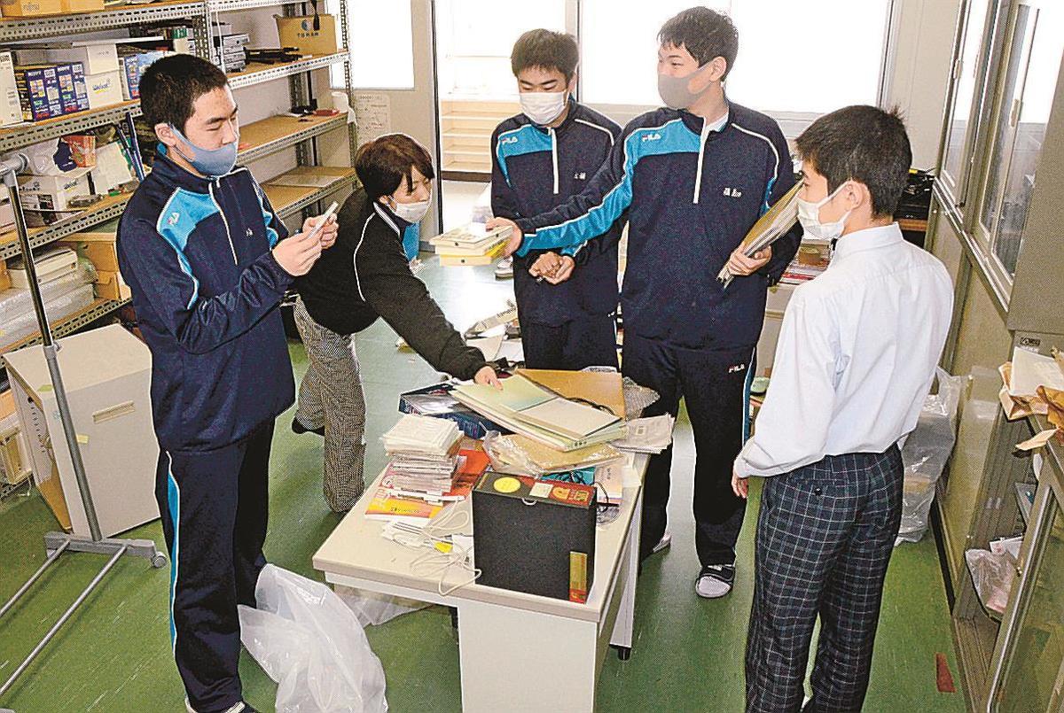 島根 県立 情報 科学 高校